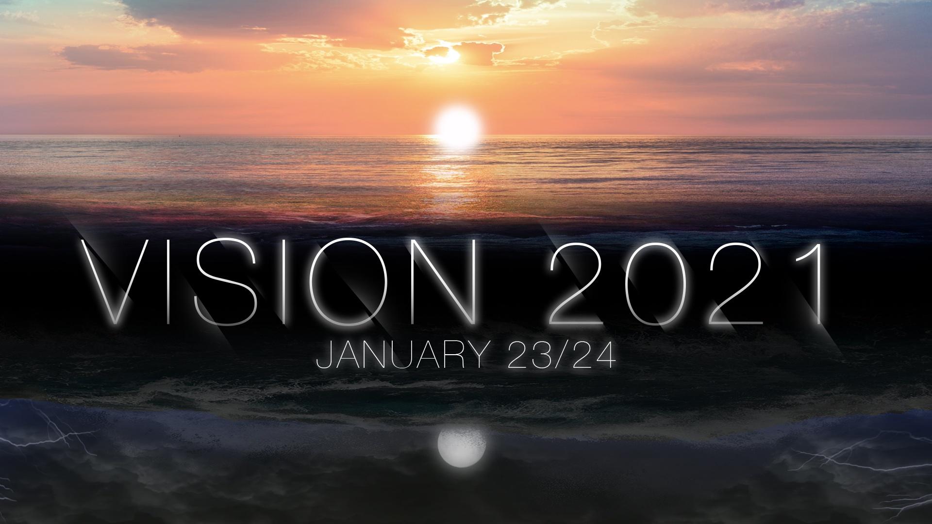 Vision Weekend 2021