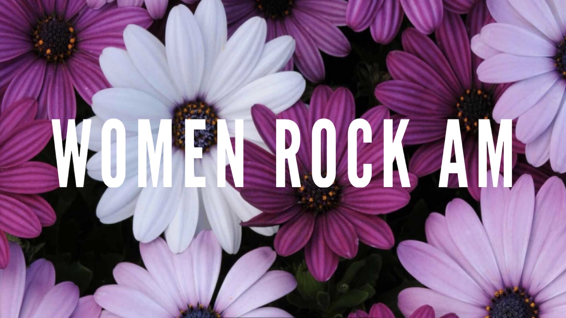 Women Rock AM