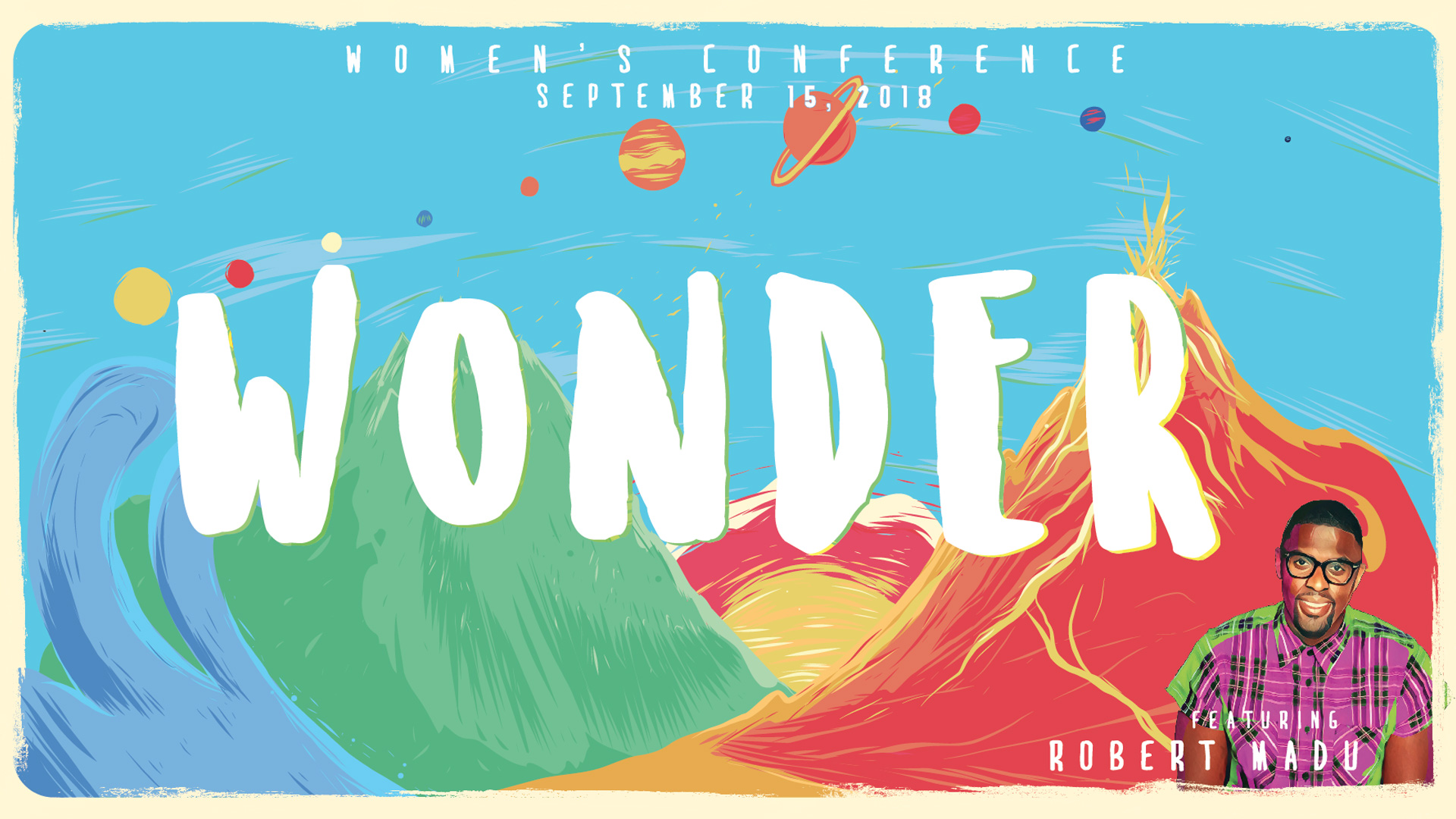 Wonder Women Rock Conference