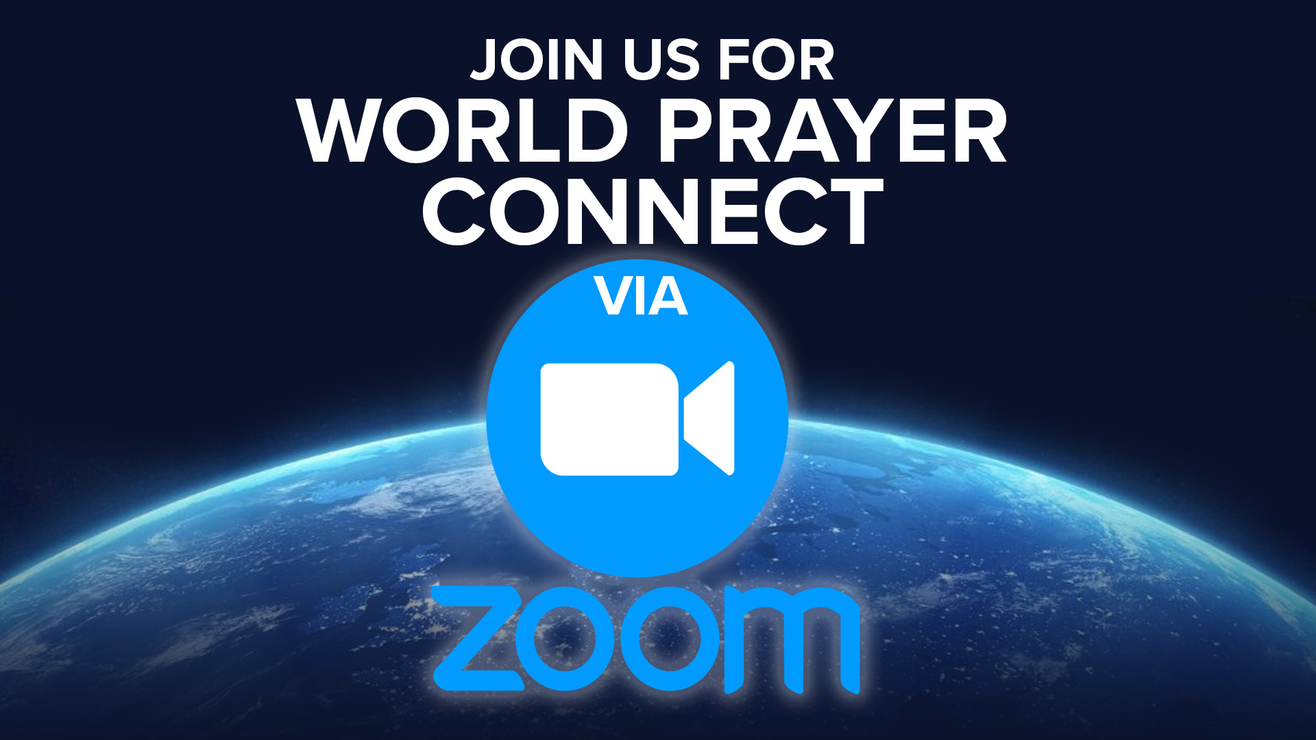 World Prayer (Zoom Online)