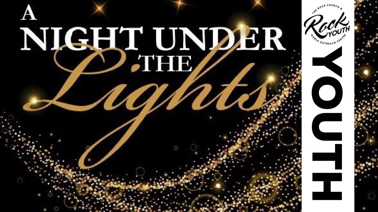 "The Rock Youth Presents ""A Night under the Lights"" 2019 Homecoming"