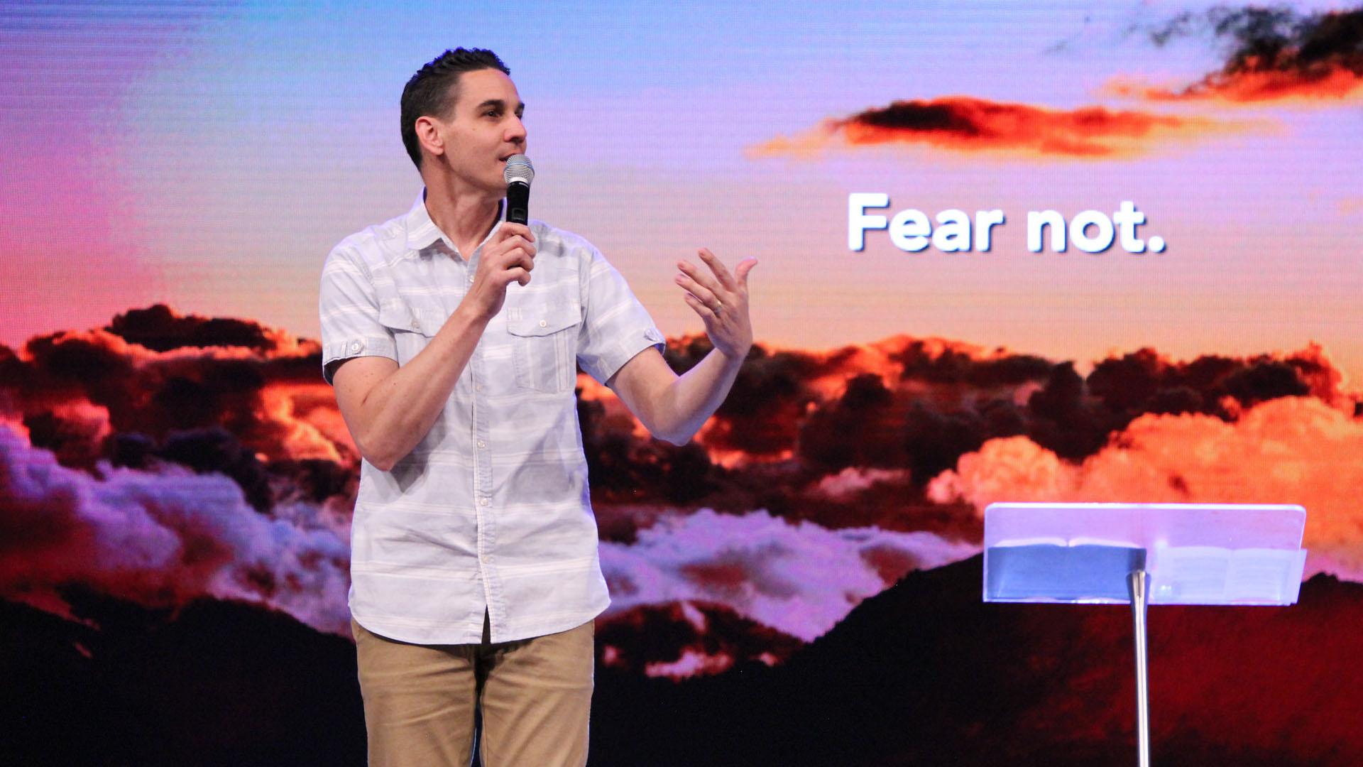 Watch When Facing Fear