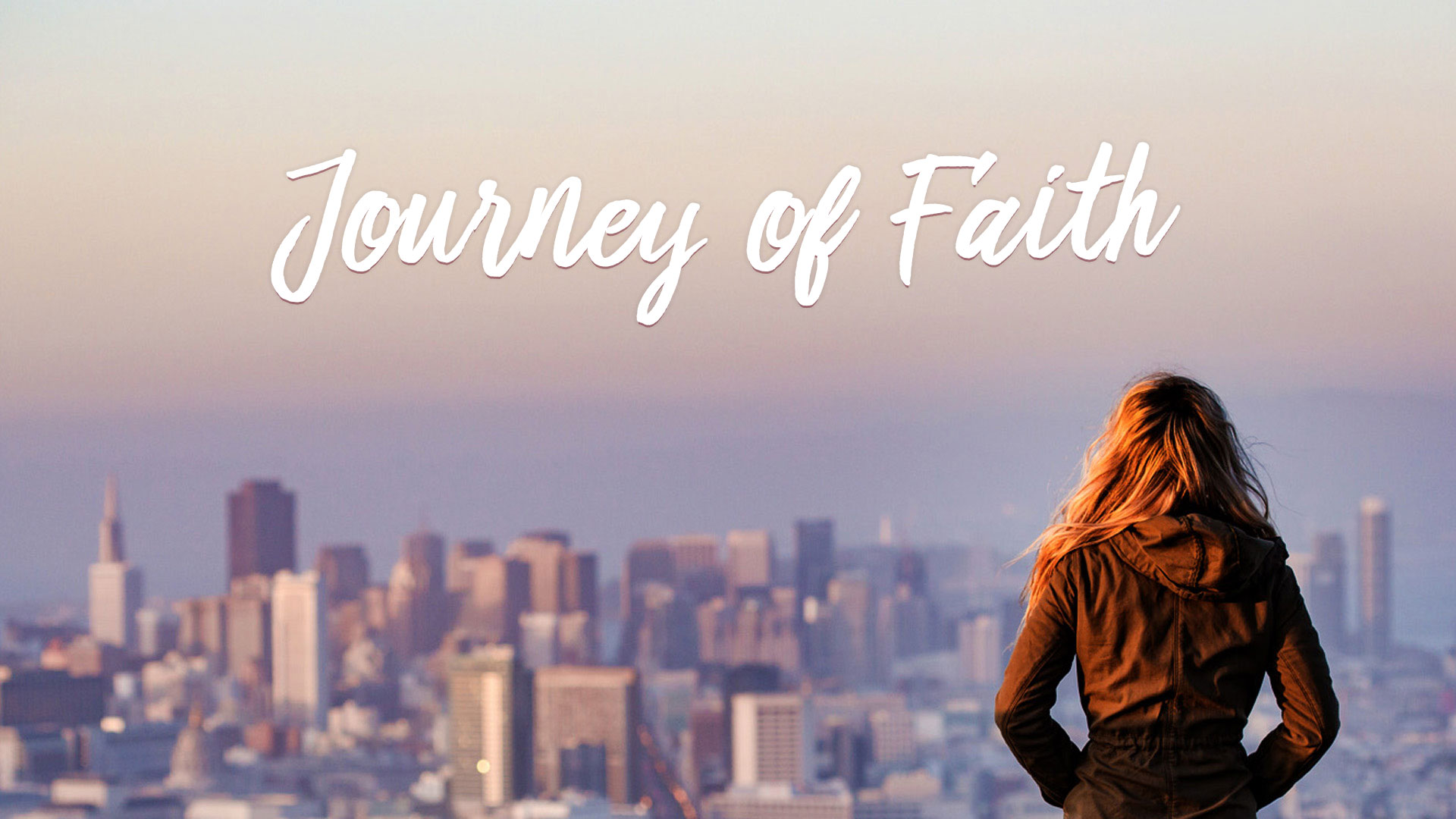 Listen to Journey of Faith