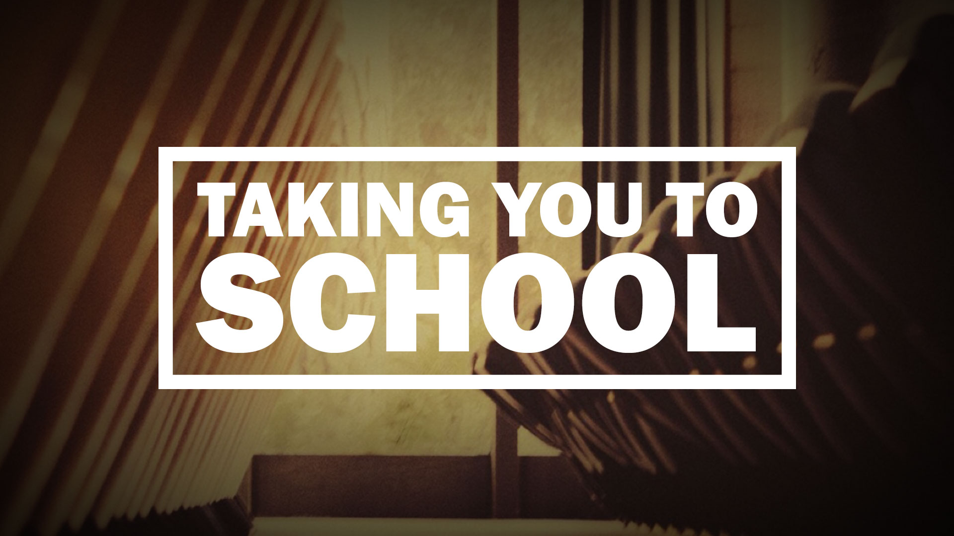 Listen to Taking You To School