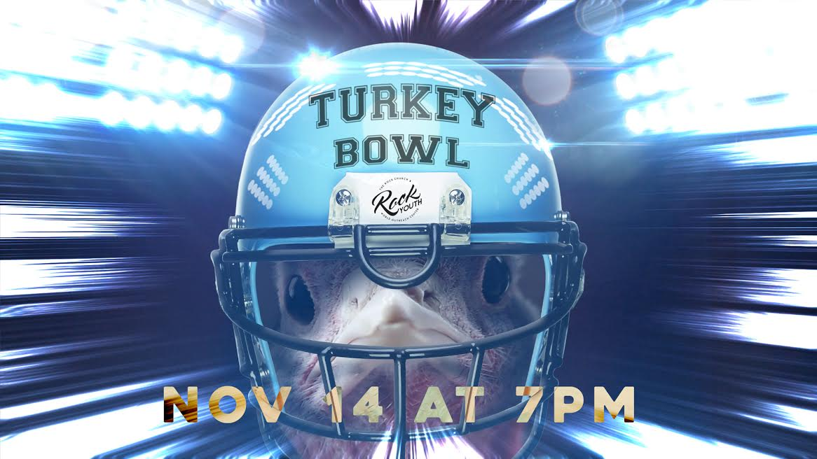 Youth Annual Turkey Bowl
