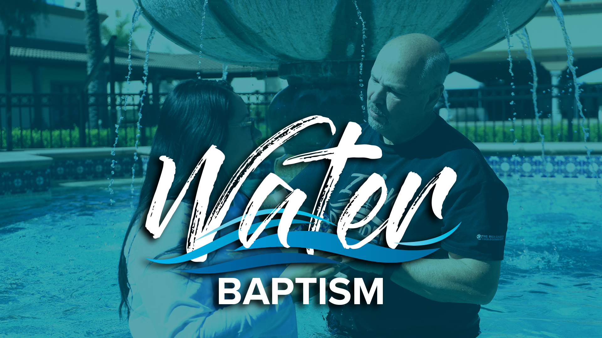 March 2021 Water Baptism