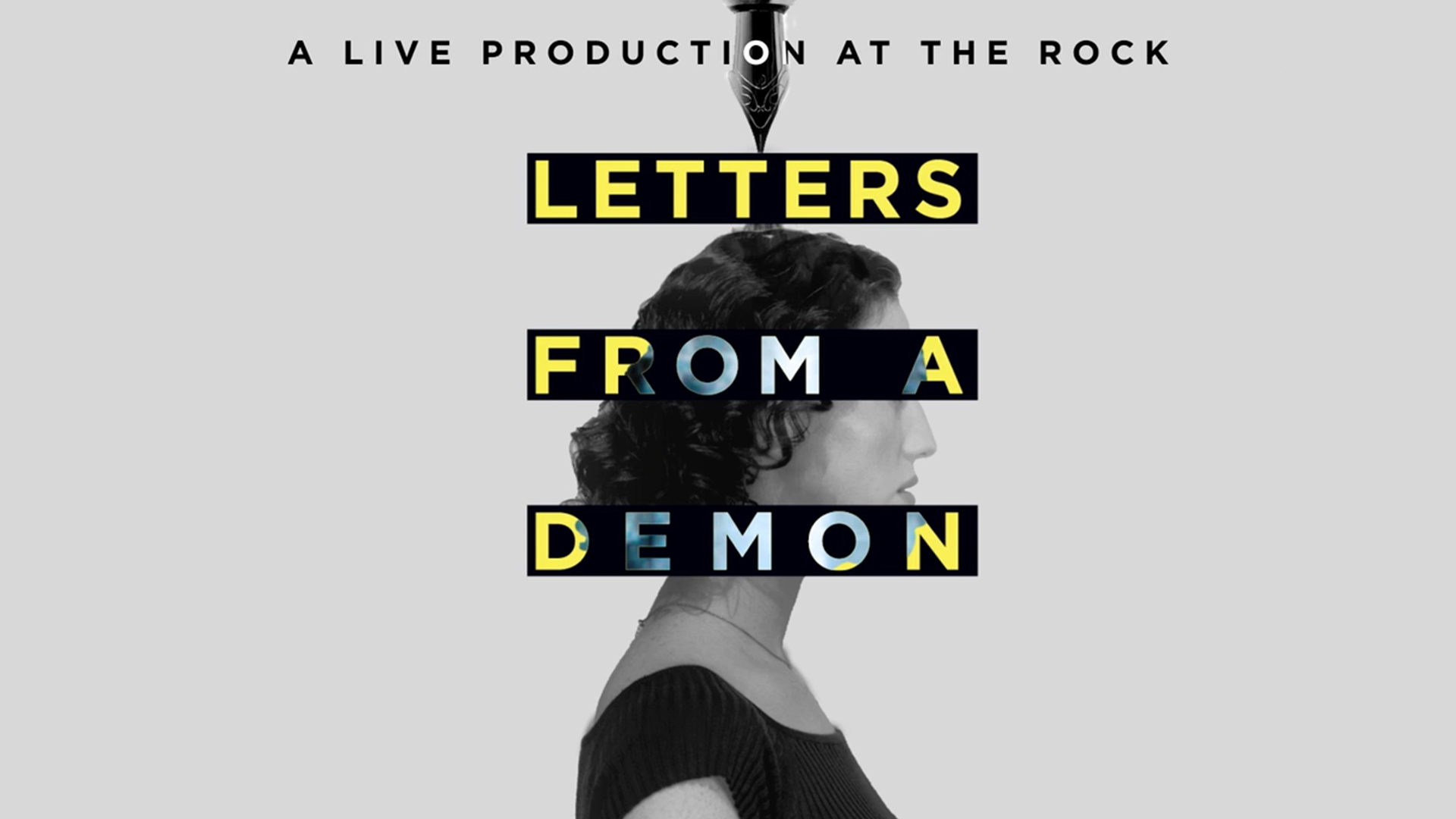 Live Production: Letters From A Demon