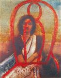 Untitled - Anjolie Ela Menon - Auction 2000 (November)