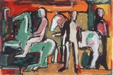 Untitled - F N Souza - Auction 2000 (November)