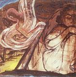 Untitled - Owais  Husain - Auction 2000 (November)