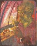 Untitled - Radha Binod Sharma - Auction 2000 (November)