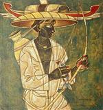 The Catch - A A Almelkar - Auction 2000 (November)