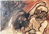 Untitled - Jogen  Chowdhury - Auction 2000 (November)