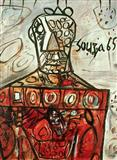 Head - F N Souza - Auction 2001 (December)