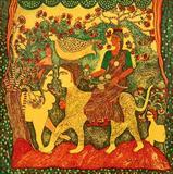 Untitled - Jayasri  Burman - Auction 2001 (December)