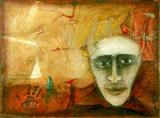 Poet III - Manu  Parekh - Auction 2001 (December)