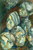 Untitled - Paritosh  Sen - Auction 2001 (December)