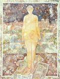The River Seine - Sakti  Burman - Auction 2001 (December)