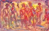 Untitled - Gobardhan  Ash - Auction 2002 (December)