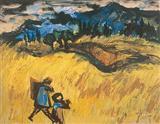 Kashmir - H A Gade - Auction 2002 (December)