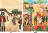 Untitled - K Laxma  Goud - Auction 2002 (December)
