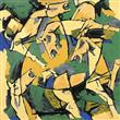 M F Husain - Auction 2002 (December)