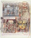 Untitled - Ganesh  Pyne - Auction 2002 (December)