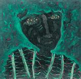 He and Prison - S G Vasudev - Auction 2002 (December)
