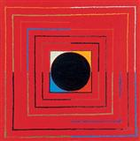 Bindu - S H Raza - Auction 2002 (December)