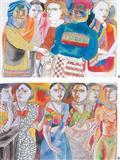 Untitled - K Laxma  Goud - Auction 2002 (May)