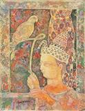 Untitled - Sakti  Burman - Auction 2002 (May)