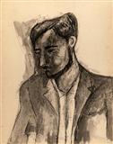 Untitled - Ram  Kumar - Auction 2002 (May)