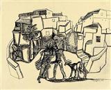 Untitled - K Laxma  Goud - Auction 2003 (December)