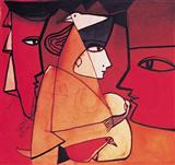 Untitled - Paresh  Maity - Auction 2003 (December)
