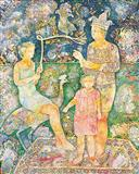Moment of Joy - Sakti  Burman - Auction 2003 (December)