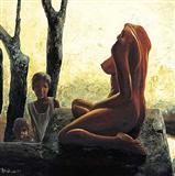 Untitled - Bikash  Bhattacharjee - Auction 2003 (May)