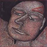 Wounded - Jogen  Chowdhury - Auction 2003 (May)