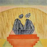 Untitled - Jagdish  Swaminathan - Auction 2004 (December)