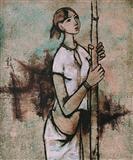 Untitled - B  Prabha - Auction 2004 (May)