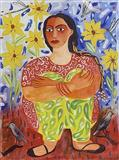 Untitled - Rekha  Rodwittiya - Auction 2004 (May)