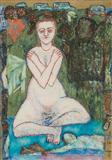 Girl in White - Arpita  Singh - Auction December 2005