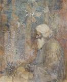 Untitled - Ganesh  Pyne - Auction December 2005