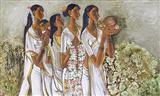 Untitled - B  Prabha - Auction December 2005