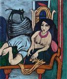 Untitled - K G Subramanyan - Auction December 2005