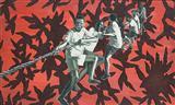 Untitled - Sachin  Karne - Auction December 2005