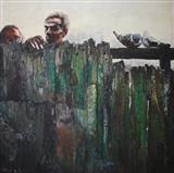 Untitled - Bikash  Bhattacharjee - Auction December 2005