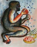 Untitled - Bhupen  Khakhar - Auction May 2005