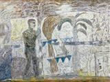 Untitled - Jayashree  Chakravarty - Auction May 2005