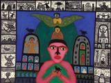 My Daughter's World - Madhvi  Parekh - Auction May 2005