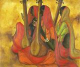 Untitled - B  Prabha - Auction May 2005